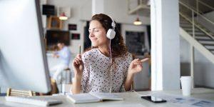 La música puede tener efectos relajantes